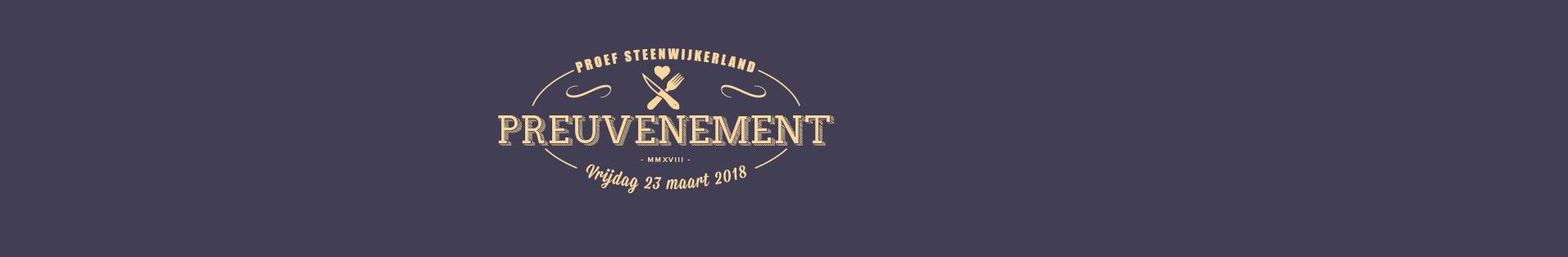 Proef Steenwijkerland logo